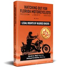 Florida Motorcycle Injury Ebook
